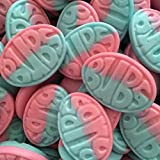 BUBS - Ovalados de espuma afrutada (veganos) 2 kg | Premium Swedish Sweets