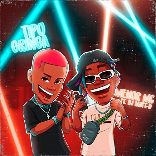 DJ Matt D & Menor Mc