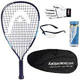 Deluxe (Advanced) Racquetball Starter Kit (Set) (Pack)