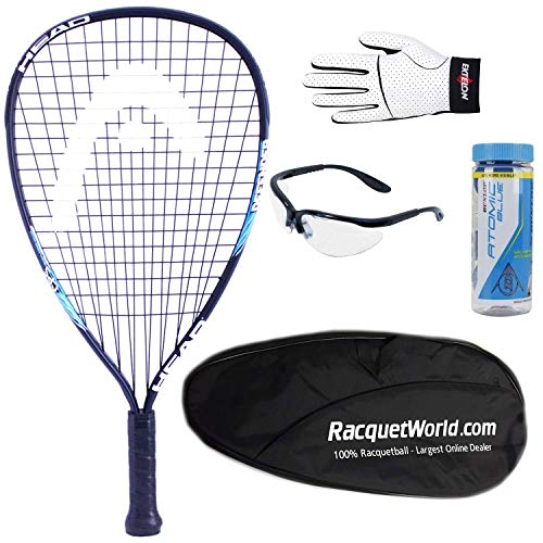 Deluxe (Advanced) Racquetball Starter Kit (Set) (Pack)