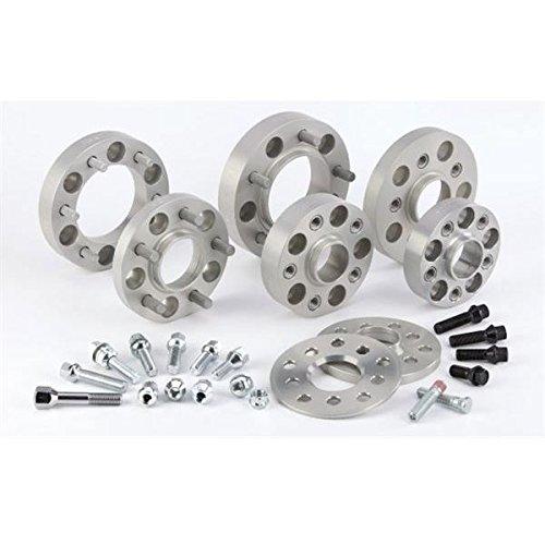 H&R TuningHeads 0223760.DK.1005571-S.POLO-6R ABE Spurverbreiterung, VA 30 mm/HA 40 mm + Radschrauben