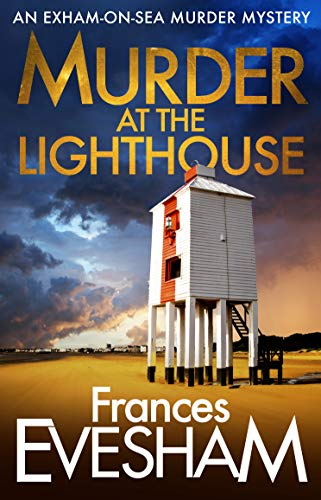 Book's Cover of Murder At the Lighthouse (The Exham-on-Sea Murder Mysteries Book 1) (English Edition) Versión Kindle
