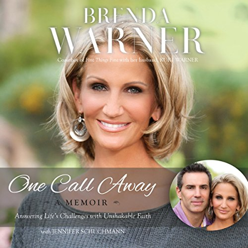One Call Away audiobook cover art