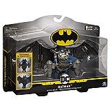 DC Comics Figura Acción 10 cm con Armadura Batman (BIZAK 61927804)