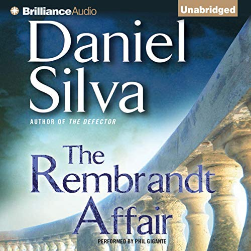 The Rembrandt Affair                   Auteur(s):                                                                                                                                 Daniel Silva                               Narrateur(s):                                                                                                                                 Phil Gigante                      Durée: 11 h et 27 min     9 évaluations     Au global 4,7