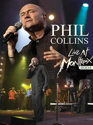 Phil Collins - Live At Montreux 2004 [OV]
