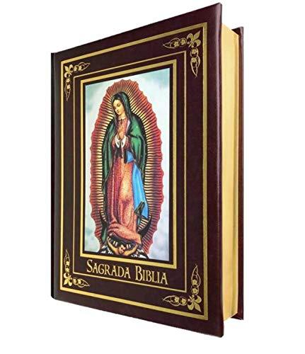 Price comparison product image Sagrada Biblia Católica de Lujo (Spanish Edition)