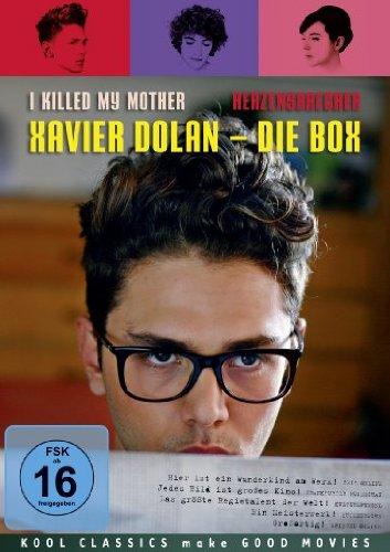 Xavier Dolan - Die Box (Special Edition mit Wendeposter) [Alemania] [DVD]