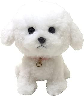 Pups! Stuffed Toy Bichon Frise S