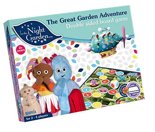 IN THE NIGHT GARDEN 7785 Garden Adventure Board Game