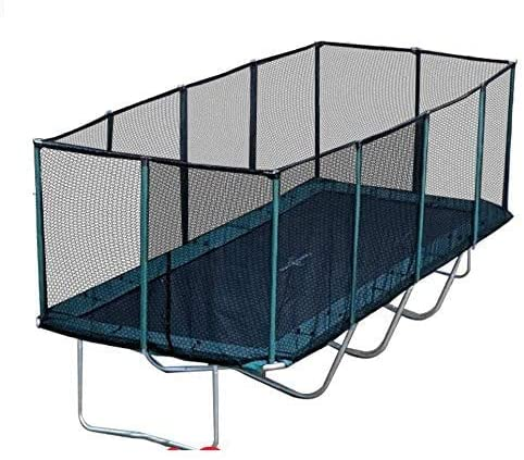 Best Trampoline USA - Galactic Xtreme Gymnastic Rectangle Trampo