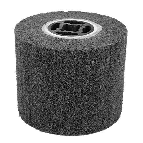 Nylon polijstschijf, metaal staaldraad polijstschijf slijptrekken klapborstel polijstaccessoire nylon voor polijstmachine/polijstmachine/slijpmachines