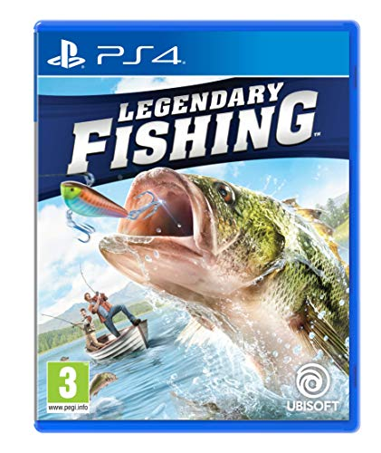 Legendary Fishing/PS4 [