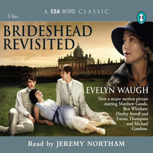 Brideshead Revisited Titelbild