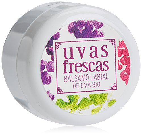 Uvas Frescas Bálsamo Labial Ecológica - 5 ml