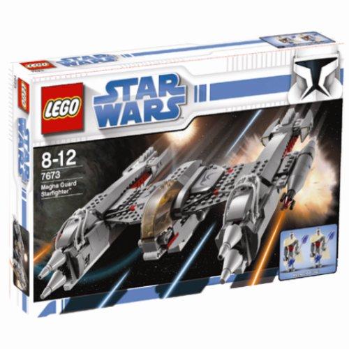 LEGO Star Wars 7673 - MagnaGuard Starfighter