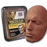 Monster Maker Arcilla Premium Grado – 2,27 kg (5 libras) – Mediano