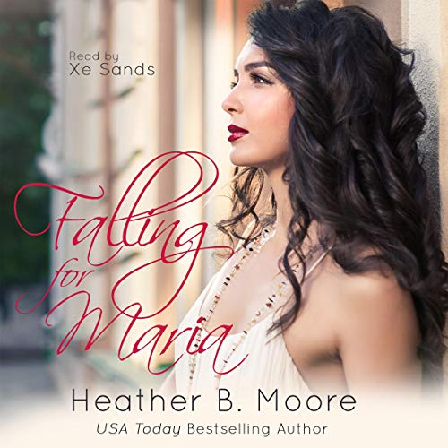 Falling for Maria cover art