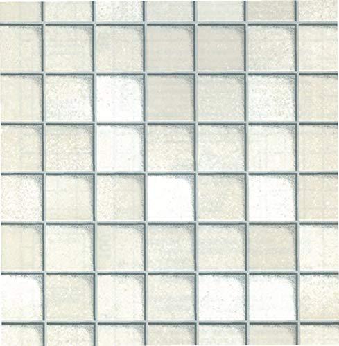 Fablon Fliesen-Klebefolie, Rolle, 67,5cmx2 m, Weiß