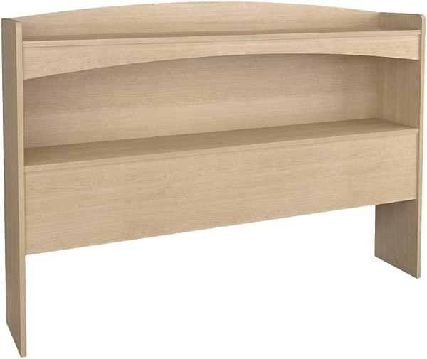 Alegria 5653 Full Size Headboard From Nexera Natural Maple