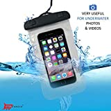 PENADIA Universal Waterproof Pouch Cellphone Dry Bag Case for iPhone Xs Max XR