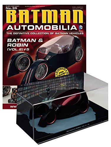Batman Automobilia #35 Batman y Robin (vol.2)#5 NO REVISTA
