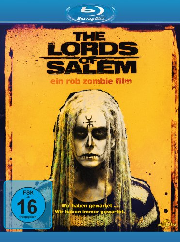 The Lords of Salem [Blu-ray]