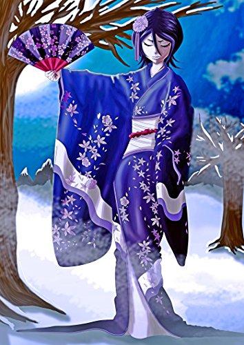 Pixiluv 2019 Anime - Calendario de Pared (12 páginas, 20,32 x 27,94 cm), diseño de ángel de la lejía, Calendario de Manga 3 PXLV8072