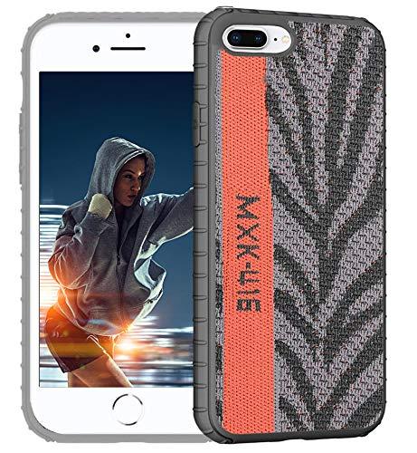 Yeezy 350 Sport-Schutzhülle für Apple iPhone 7/8|iPhone 7 Plus/8 Plus, weich, rutschfest iPhone 7/8 grau