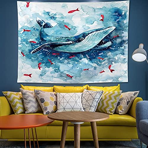 DSman Decorazioni Creative in Stoffa per Appendere Balene