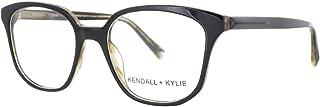 Kendall + Kylie KKO100 019 52mm Black Eyeglasses