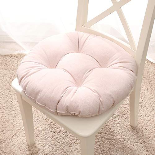Kissen Auf Dem Tatami-Futon, Atmungsaktives Sommer-Sitzpolster, Memory Cotton Lazy-Sitzpolster, Sitzkissen for Zu Hause (Color : Pink, Size...