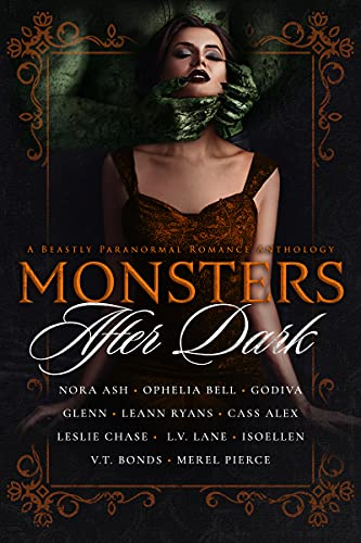 Monsters After Dark: A Beastly Paranormal Romance Anthology (English Edition)
