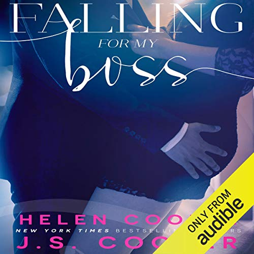 Falling for My Boss audiobook cover art