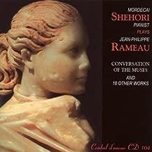 Rameau L'entretien Des Muses Conversation Of The Muses Allemande In A / Gavotte Variee / Les