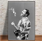 QIANLIYAN Freddie Mercury Bohemian Great Rhapsody Rock