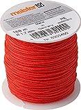 Meister cuerda 100m x diámetro 1,7mm, Rojo, PE,...
