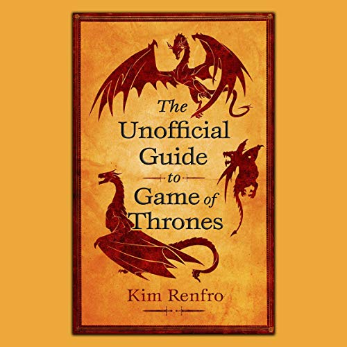 Couverture de The Unofficial Guide to Game of Thrones