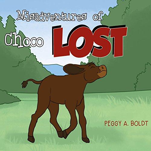 Misadventures of Choco: Lost audiobook cover art