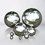 304 Stainless Steel Hollow Ball Seamless Mirror Ball Sphere