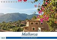 Mallorca - Trauminsel im Mittelmeer (Tischkalender 2022 DIN A5 quer): Mallorca - Trauminsel im Mittelmeer (Monatskalender, 14 Seiten )