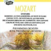 Mozart: Overtures, Eine Kleine Nachtmusik, German Dances, Serenata Notturna