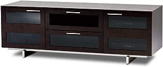 BDI 8927 ES Avion Triple-Wide TV Cabinet, Espresso Stained Oak