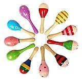 Jungen Rassel, Spielzeug für Babys oder Kleinkinder, Musikspielzeug, zufällige Farbe, 1 Stück