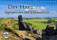 Der Harz - Sagenumwoben und Wildromantisch (Tischkalender 2022 DIN A5 quer): Eine Bilderreise durch den Harz (Geburtstagskalender, 14 Seiten )