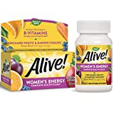 Alive! Women's Energy Nature's Way 50 Tabs