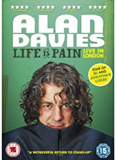Alan Davies - Life Is Pain - Live In London