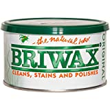 Mahogany Briwax Original Formula, Briwax is a Solvent Based Blend of Beeswax and Carnauba Wax.