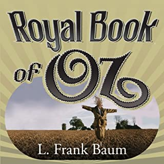 The Royal Book of Oz cover art