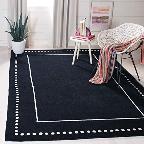 Charlton Home Osakis Oriental Navy Ivory Area Rug In Ivory Cream Size Square 6 7 Wayfair Bngl9182 33716143 From Wayfair Accuweather Shop